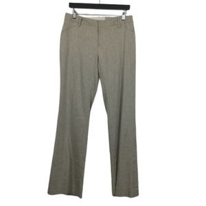 NWT Gap Linen Blend Perfect Trouser in Natural